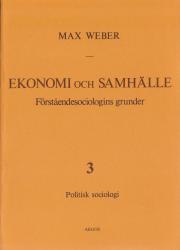 Ekonomi och samhälle 3 (omslag, framsida)