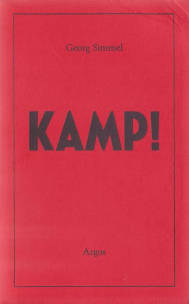 Kamp! (omslag, framsida)