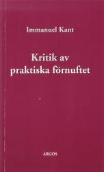 Kritik av praktiska förnuftet (omslag, framsida)