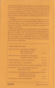Kunskapsteorins historia 2 (omslag, baksida)