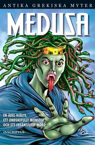 Medusa (omslag, framsida)
