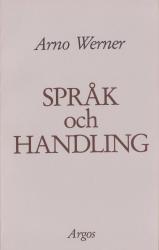 Språk och handling (omslag, framsida)