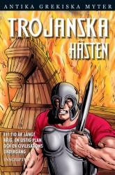Trojanska Hästen (omslag, framsida)