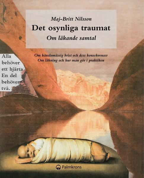 Det osynliga traumat (omslag, framsida)
