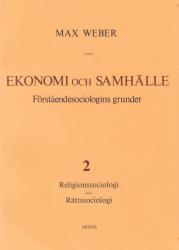 Ekonomi och samhälle 2 (omslag, framsida)