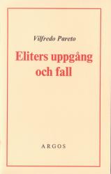 Eliters uppgång och fall (omslag, framsida)