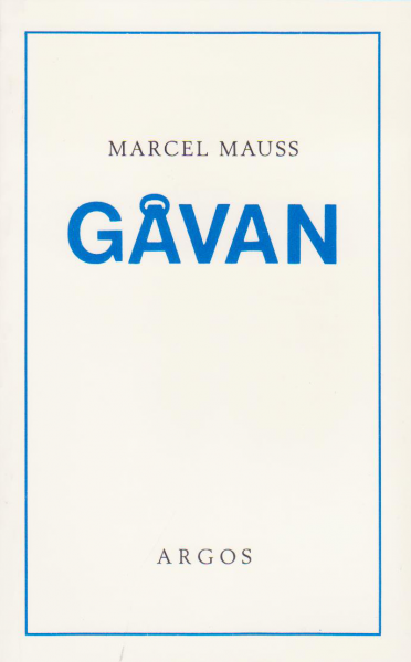 Gåvan (omslag, framsida)
