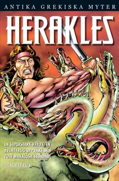 Herakles (omslag, framsida)