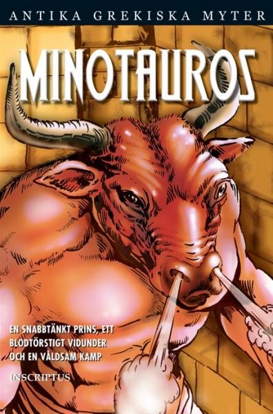 Minotauros (omslag, framsida)