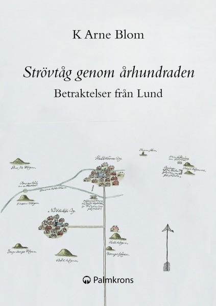 Strövtåg genom århundraden (omslag, framsida)
